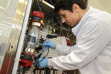 Eggcellent Proteins laboratory