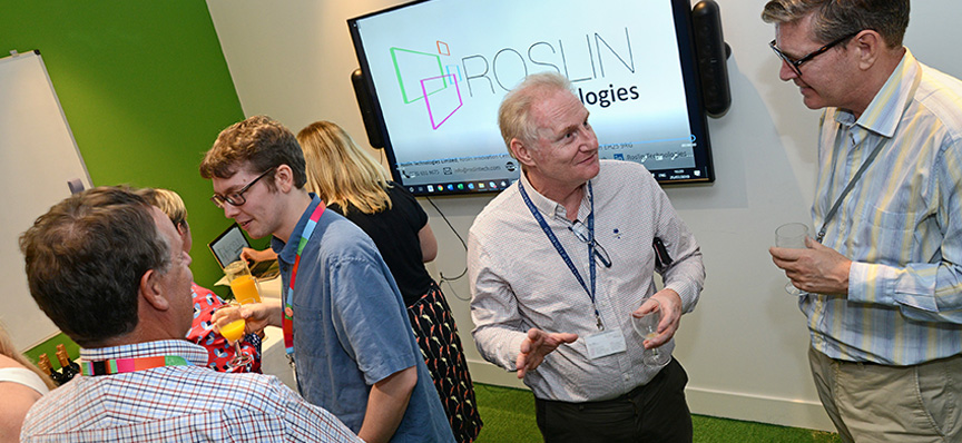 Roslin Technologies open house event