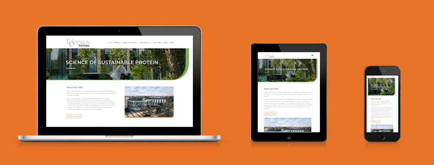 Roslin Technologies website