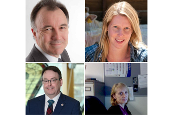 Welcoming new members to our Scientific Advisory Committee