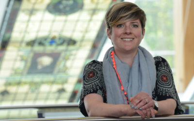 "Karen Fairlie-Clarke – helping scientists bridge the tech ""valley of death"""