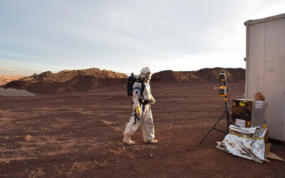 Roslin Tech joins project to investigate circular economy in space