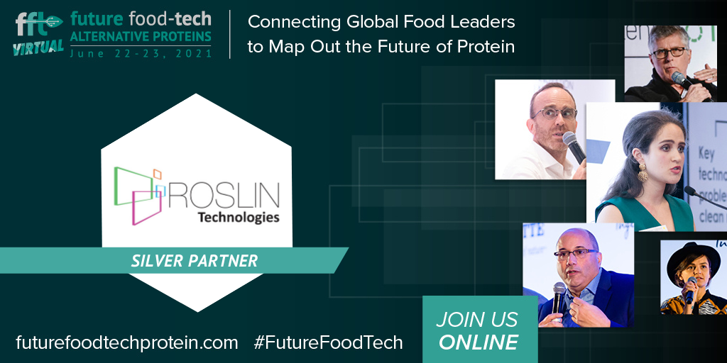 Future Food-Tech – Roslin Technologies