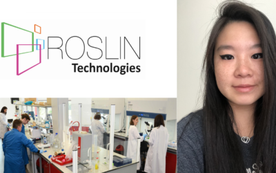 Proud to announce Roslin Technologies' first laboratory-based paid internship