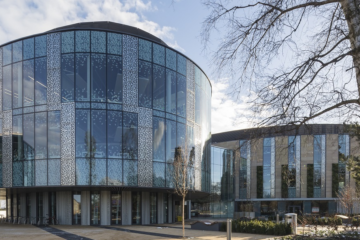 Roslin Innovation Centre Building